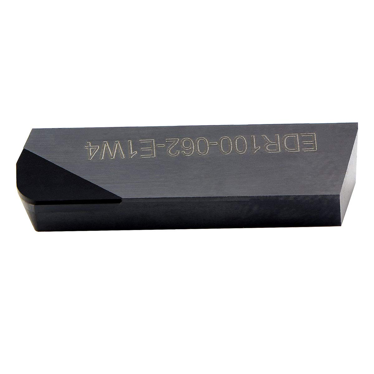 MAXTOOL 4PCs EDR100-062-E1-W4P4 ENDMILL PCD Tip Milling Inserts Polycrystalline Diamond Grade 1500