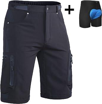 Ally Mens MTB Mountain Bike Shorts