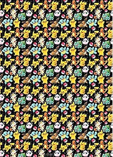 Pokemon wrapping paper australia
