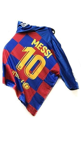 Amazon.com: New Season Barcelona Messi #10 Kids/Youth Home ...