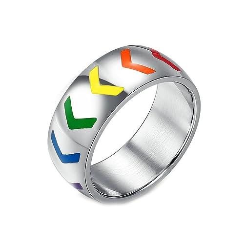 Anillos de matrimonio gay
