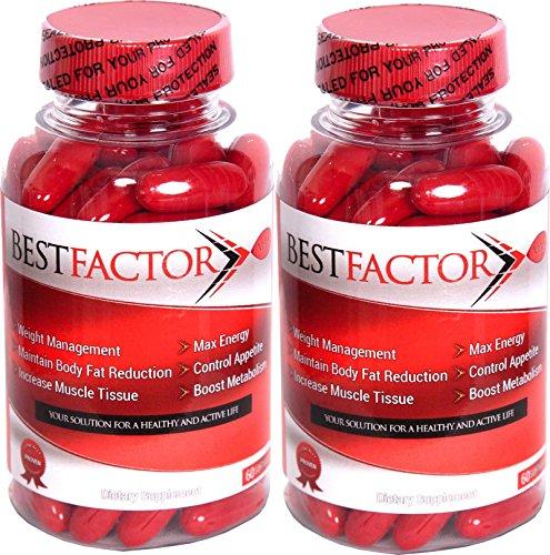 Best Factor Max (2 Bottles) by BESTFACTOR