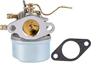 uxcell 640346 Carburetor Carb for Tecumseh 640340 640306A 640222A 640060A Fits OHH50 OHH55 OHH60 OHH65 with Gasket