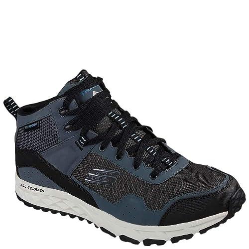 Calzado Deportivo para Hombre, Color Azul, Marca SKECHERS, Modelo Calzado Deportivo para Hombre SKECHERS Escape Plan Sly Goose Azul: Amazon.es: Zapatos y ...