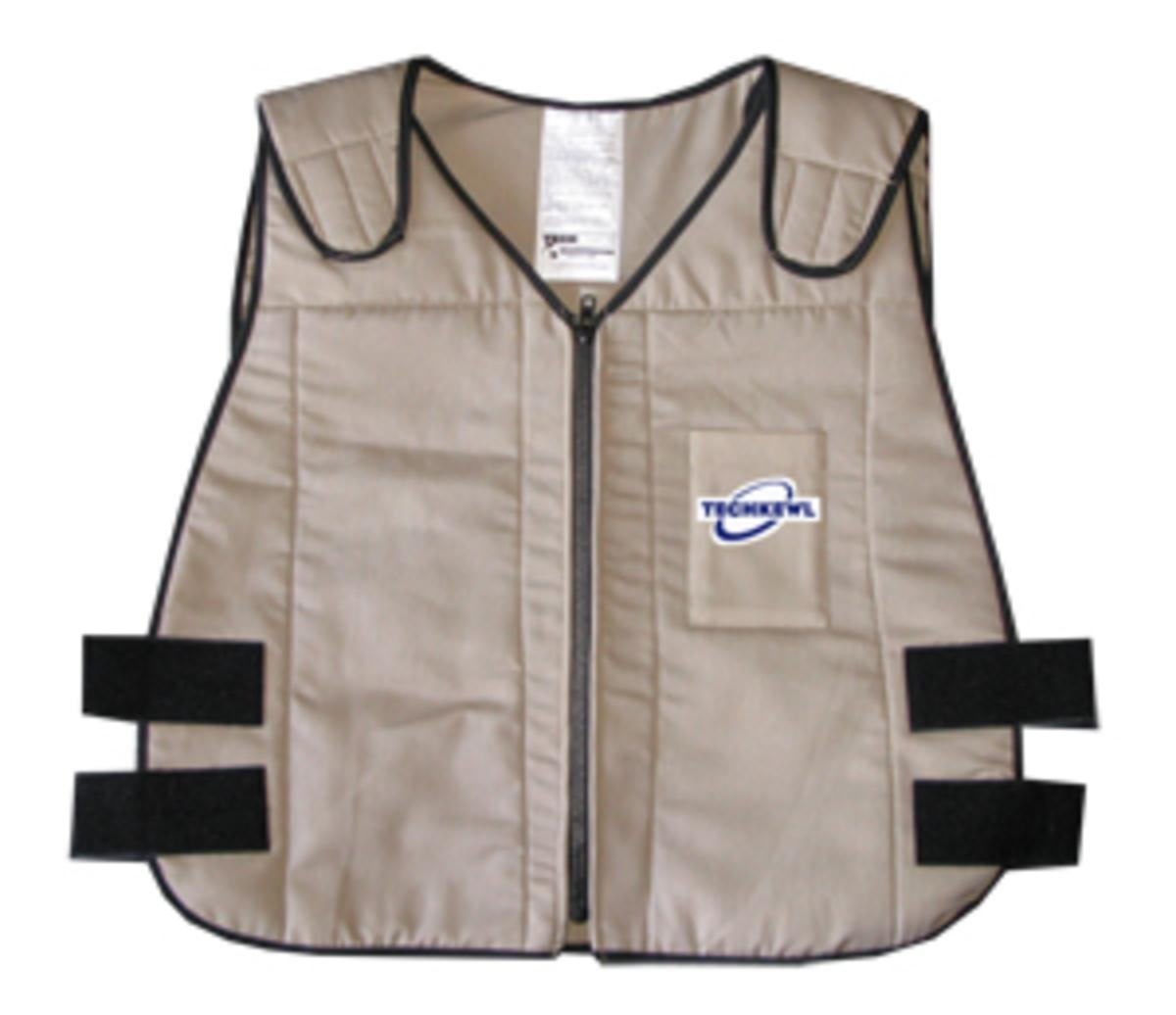 TechKewl 6626-RB-XXL Phase Change Cooling Vest by TechKewl (Image #4)