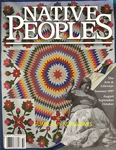 Santa Fe Quilting - Native Peoples Summer 1997 Magazine ARTIST PROFILE: STAINED GLASS & PORCUPINE-QUILLWORK ARTIST LEONDA FAST Native Roots & Rythms Santa Fe Writer/Anthropologist Stephen Powell LEGACY OF RAVEN CHILDREN