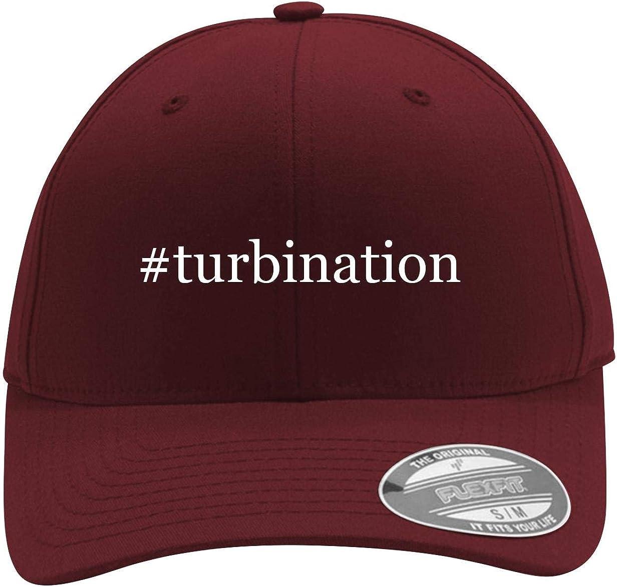 #Turbination - Men's Hashtag Flexfit Baseball Cap Hat