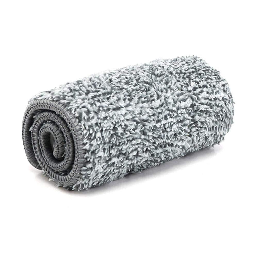 Super Assorbente cosyhouse 1 Barrel +1 mop per la Pulizia dei Pavimenti 2 Pieces of Cloth autopulente mocio e Secchio per separare l/'Acqua Sporca dall/'Acqua Pulita I
