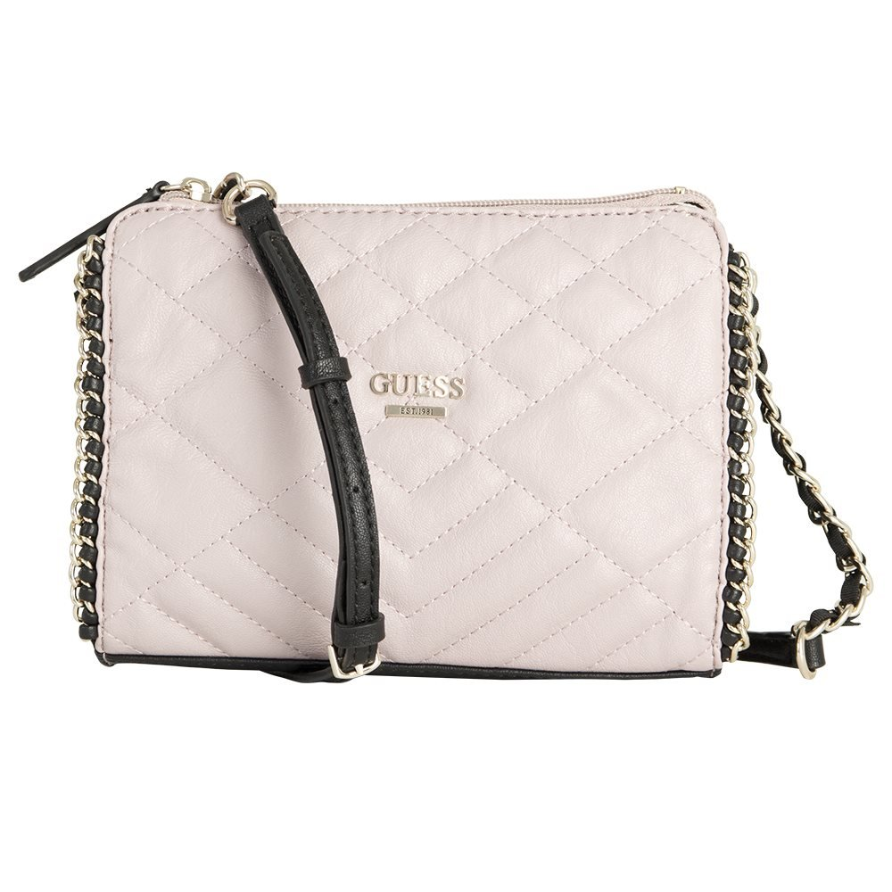 Guess Small Cross Body Bag Lucie HWVG5045690 Nude multi