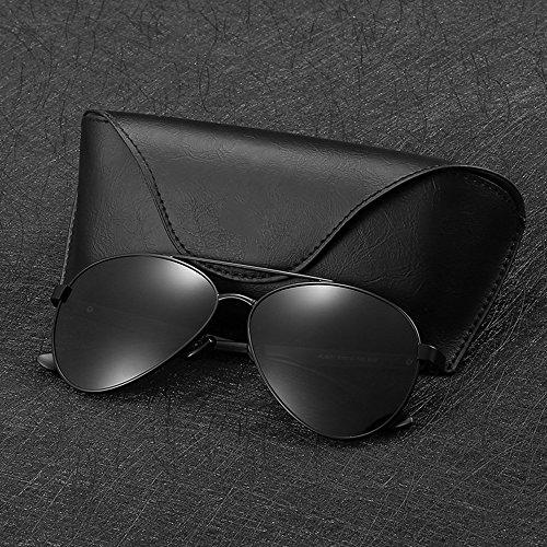Negro Polarizadas Gafas para 100 ProteccióN Gafas TESITE UV De Hombres Sol De xwqPqRgtp