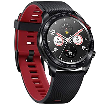 Docooler Huawei Honor Reloj Magic Smart Watch 1.2 Pulgadas Pantalla en Color Amol GPS Reloj de Pulsera 390 * 390 Monitor de frecuencia cardíaca ...