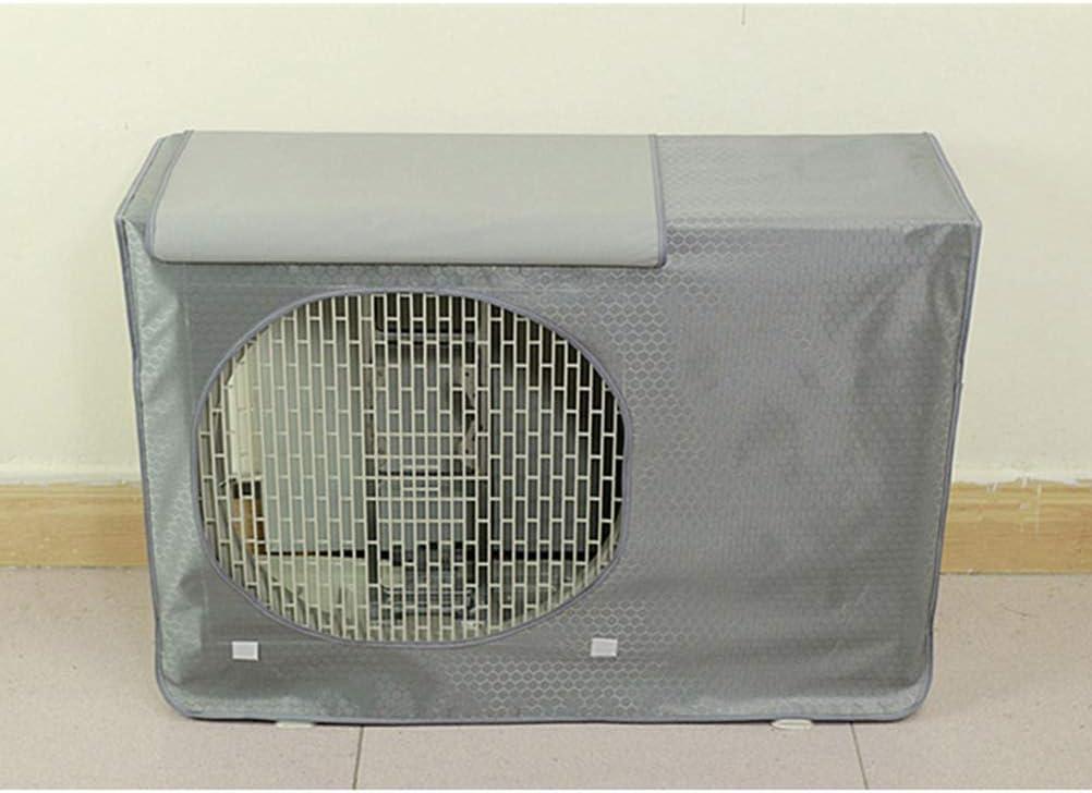 Vosarea - Tapa de protección para aire acondicionado exterior (74 ...