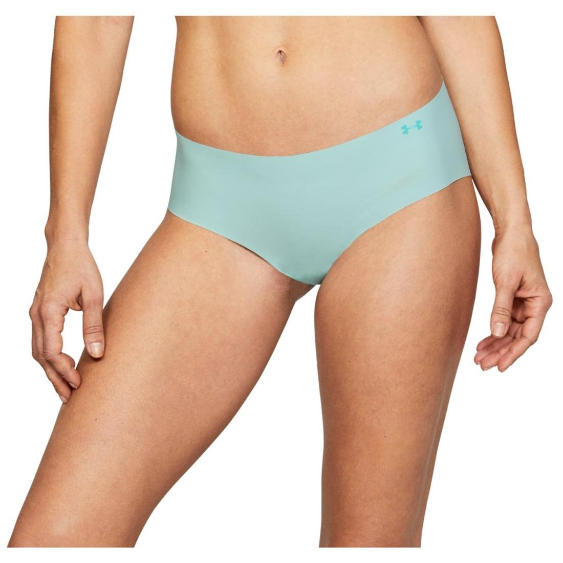 [アンダーアーマー] UA Pure Stretch Hipster レディース 1275736 B071HPTCFQ X-Large|Refresh Mint/Tropical Tide Refresh Mint/Tropical Tide X-Large