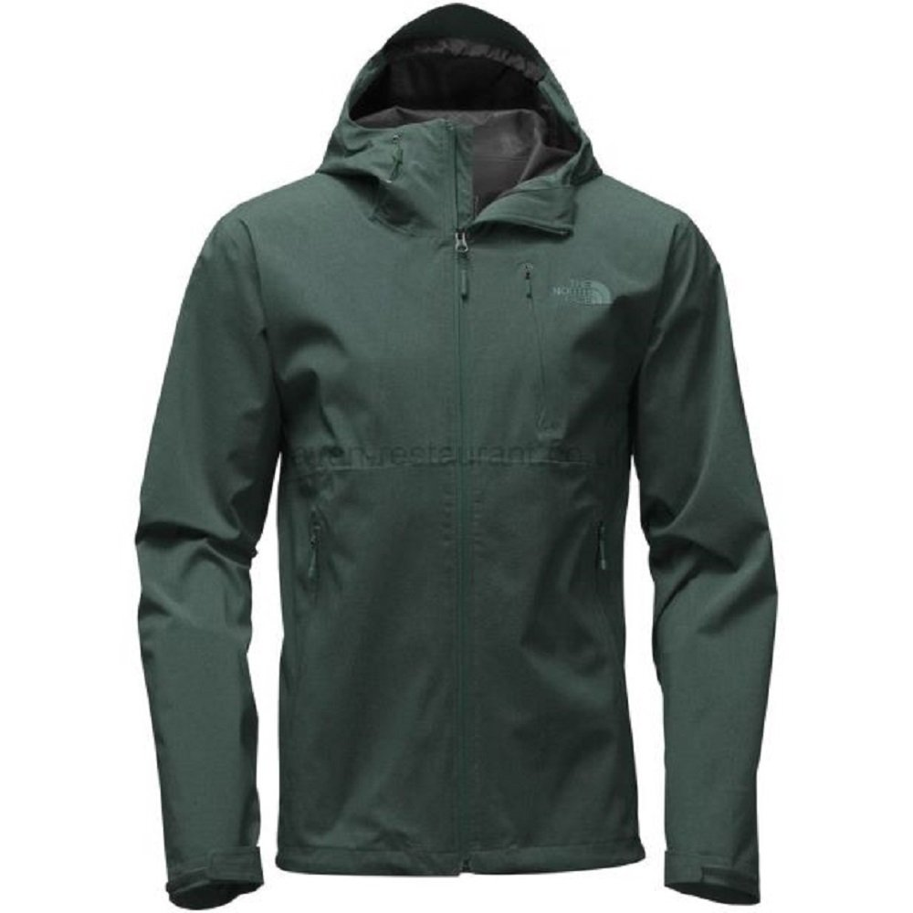 The North Face Mens Carto Triclimate Jacket NF0A33PTWHV_M - Darkest Spruce/Darkest Spruce