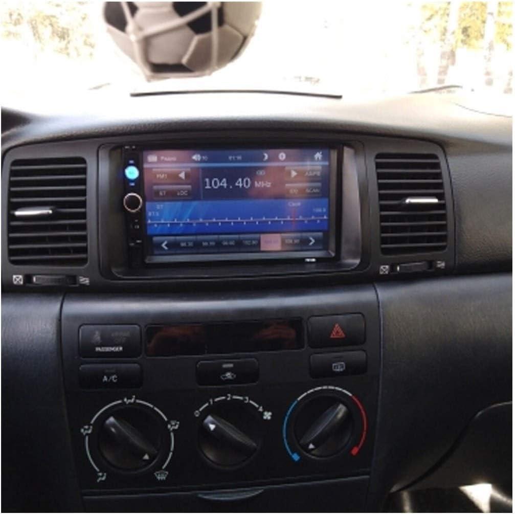 MAMINGBO Mmbo Piastra Lettore CD Pannello di Rivestimento Mount Kit Stereo Dashboard Mascherina CD Trim Lunetta for Toyota Corolla
