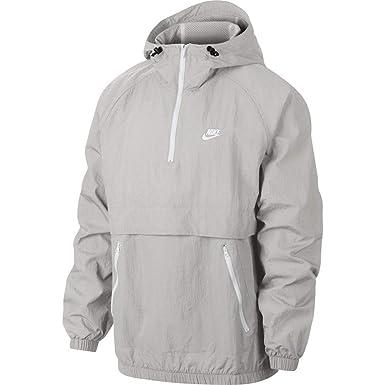 Nike M NSW CE Jkt HD Wvn Anrk Chaqueta, Hombre: Amazon.es ...