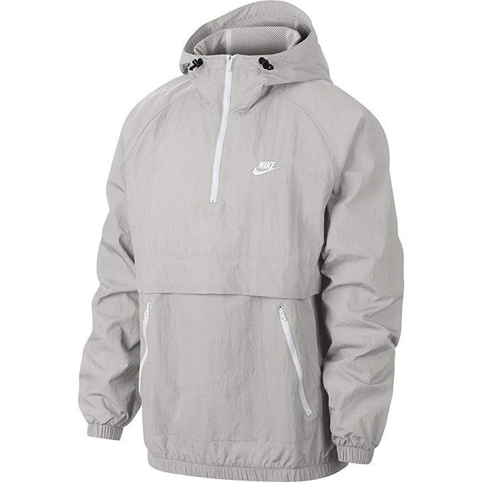 Nike Men's M Nsw Ce Jkt Hd Wvn Anrk Jacket: Amazon.co.uk