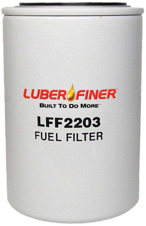 Luber-finer LFF2203-12PK Heavy Duty Fuel Filter, 12 Pack by Luber-finer
