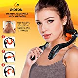 Gideon-Neck-and-Shoulder-Therapeutic-Adjustable-Four-Knobs-Trigger-Point-Self-Massage-tool-Deep-Tissue-Massage-Simulates-Massage-Therapist-Hands