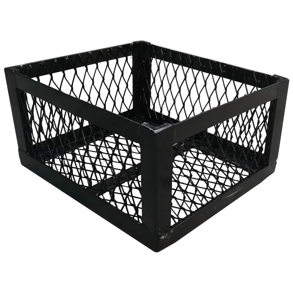 Charcoal Wood Basket Oklahoma Joe Longhorn BBQ Smoker Flow Highland (12''X10''X6'') by Unknown