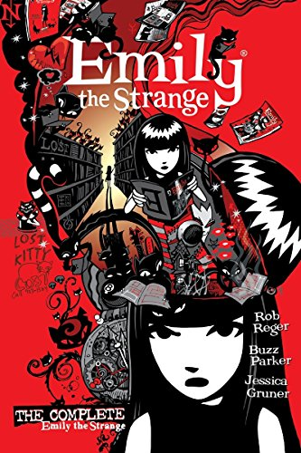 The Complete Emily the Strange: All Things - Complete Rob Skateboards