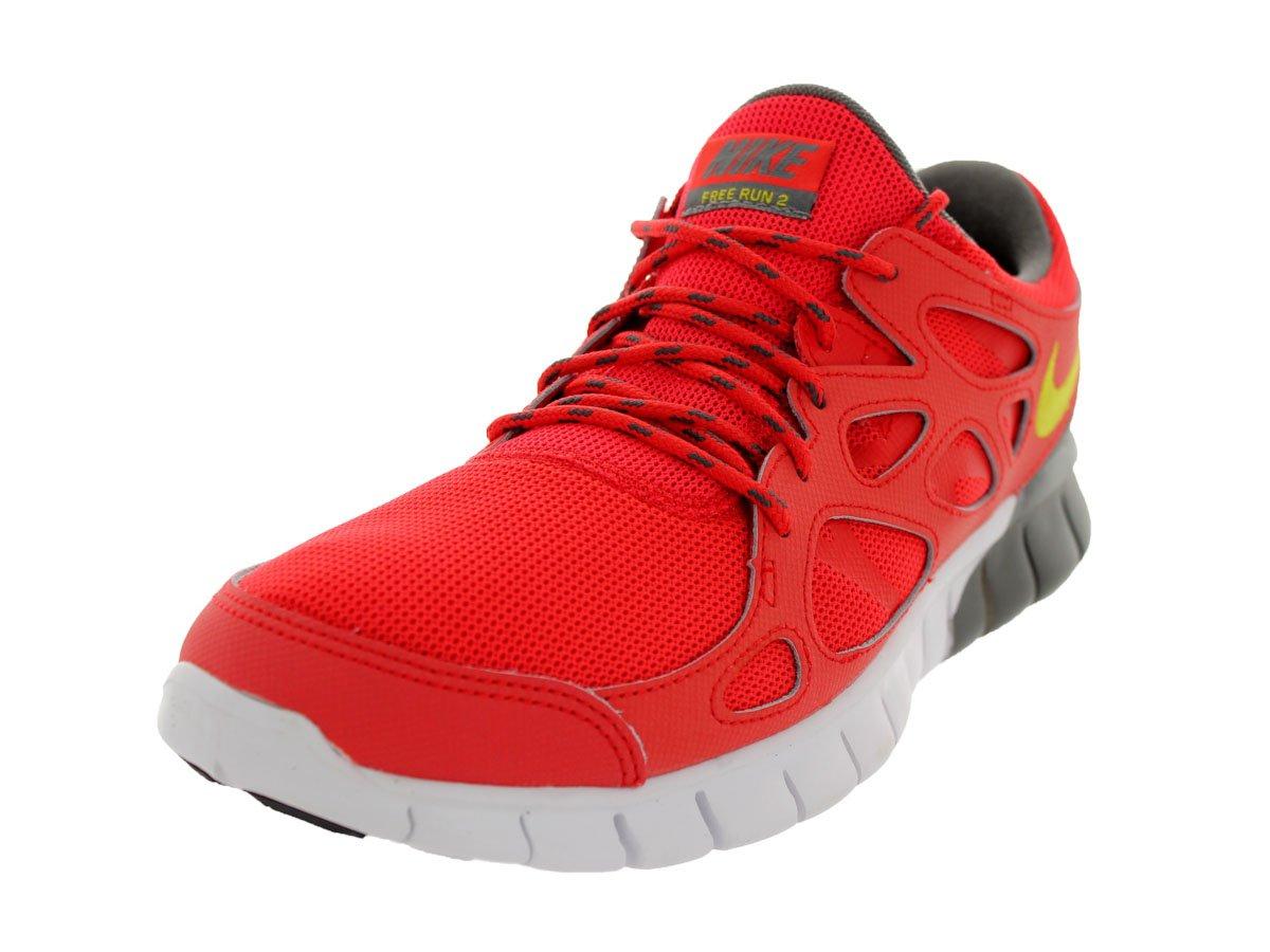 NIKE Free Run 2 - Zapatillas de correr de cuero hombre 41 EU Coral