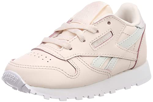 Reebok Classic Leather, Zapatillas de Gimnasia para Niñas: Amazon.es: Zapatos y complementos