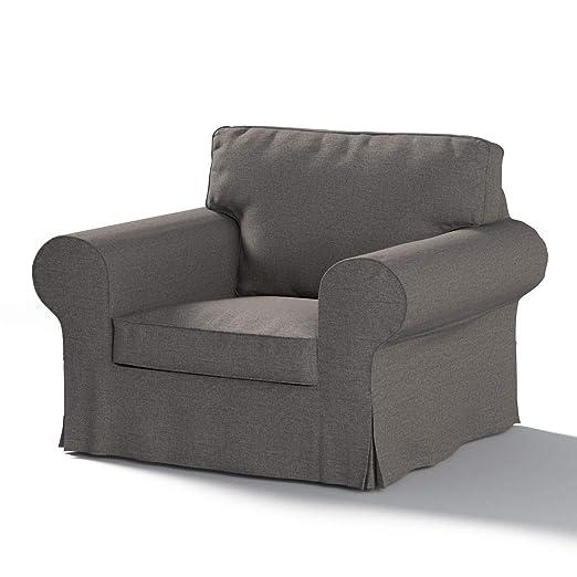 Dekoria Fire retarding IKEA EKTORP sillón, Color Grafito ...