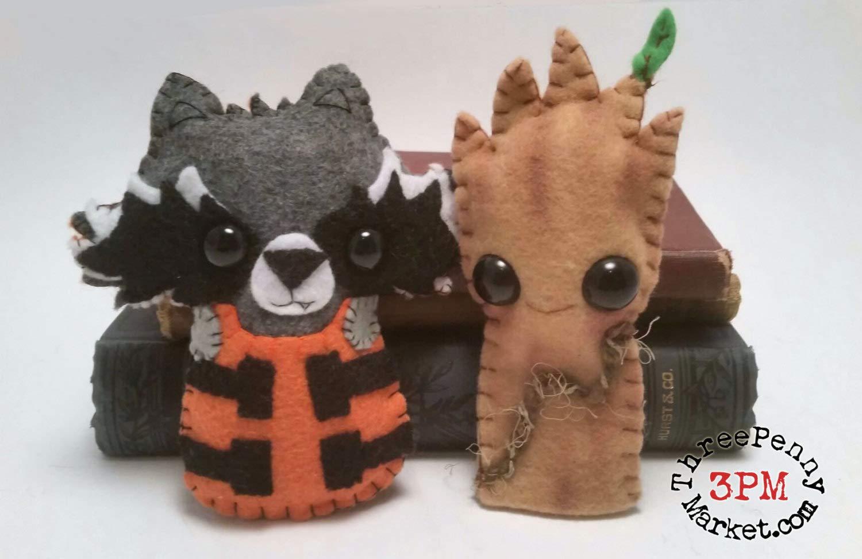 made to order Guardian Tree Man plushie
