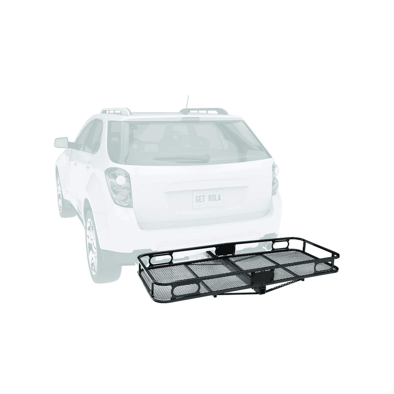 Pro Series 63152 Black 60 x 24 Hitch Mounted Cargo Carrier