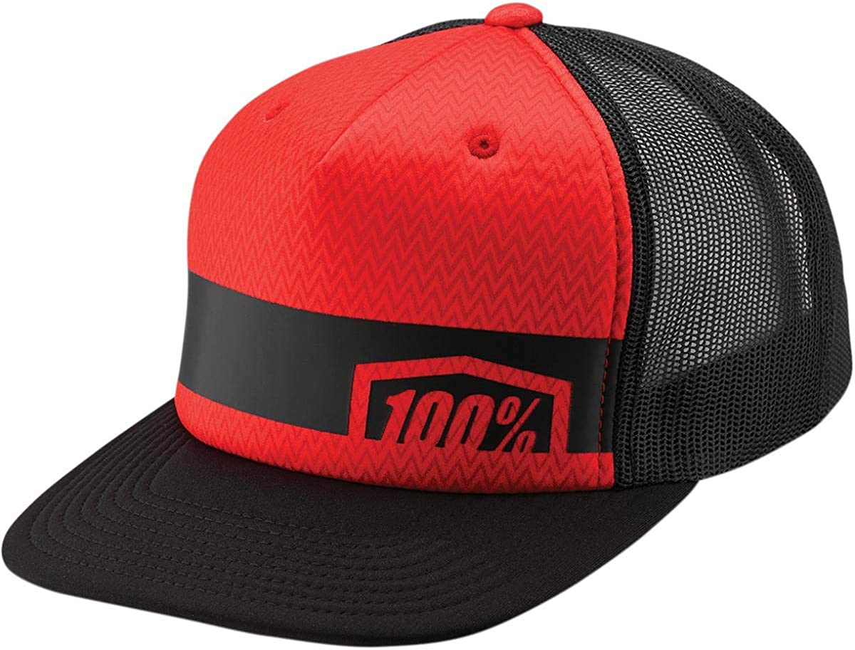 100/% Youth Quest Trucker Snapback Hat