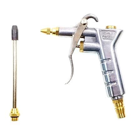 JZK Pistola de Soplado de Aire Comprimido Herramienta de Limpiador de Pistolas de Aire Comprimido