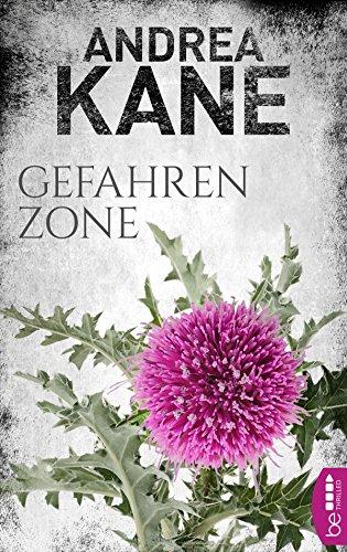 Gefahrenzone (Romantic Suspense der Bestseller-Autorin Andrea Kane 5) (German Edition)