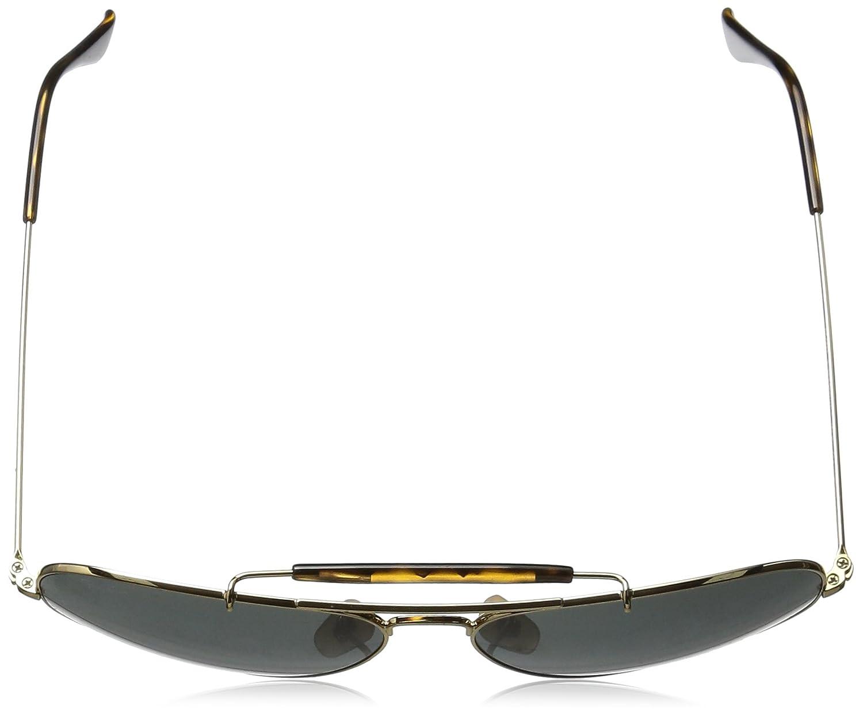 Ray-Ban RB 3029 Gafas de sol, Gold, 62 para Hombre: Amazon ...