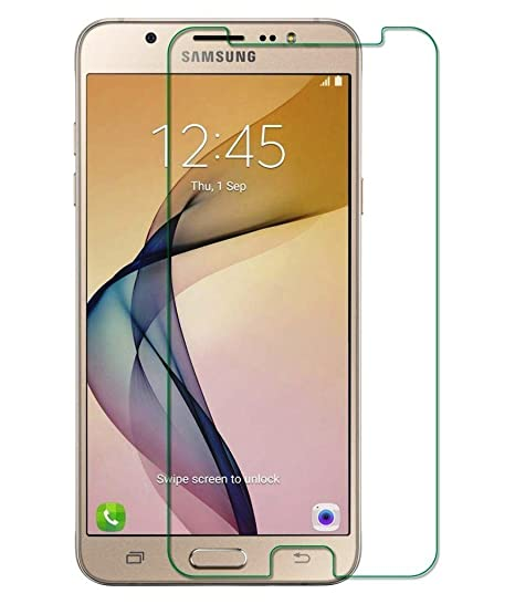 Generic Tempered Glass Screen Protector for Samsung Galaxy J7 (2016) Screen guards at amazon