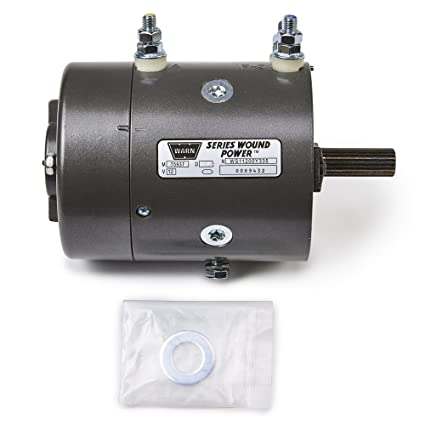 WARN 77893 Winch Motor - short
