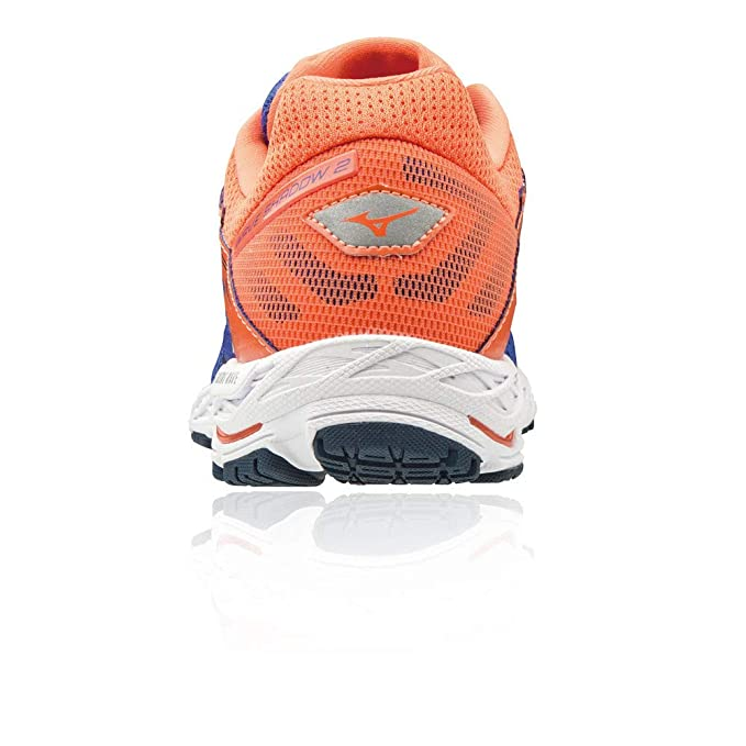 big discount authentic new arrivals Mizuno Men Wave Shadow 2 Men Running Shoes Competition Running ...