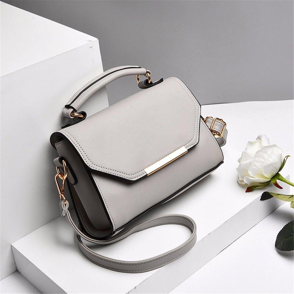 EWULIN Damen Damen Damen Neue einzelne Schulter Messenger Bag Handtasche Mode Handtasche B07QCX9J5X Rucksackhandtaschen Sehr praktisch 6276ec