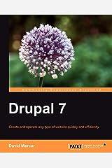 Drupal 7 Paperback