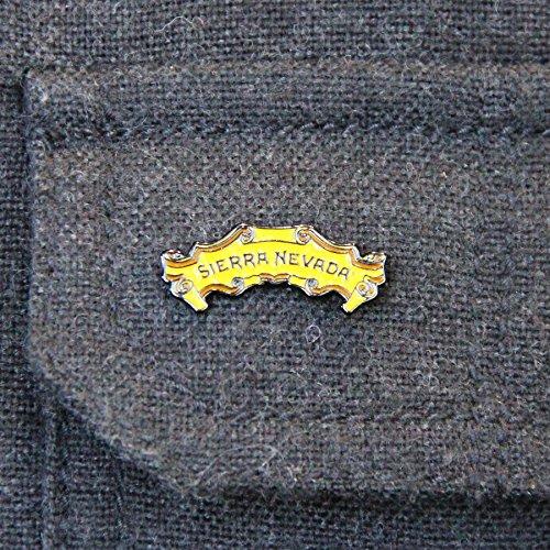 (Sierra Nevada Brewing Co. - Banner Logo Lapel Pin)