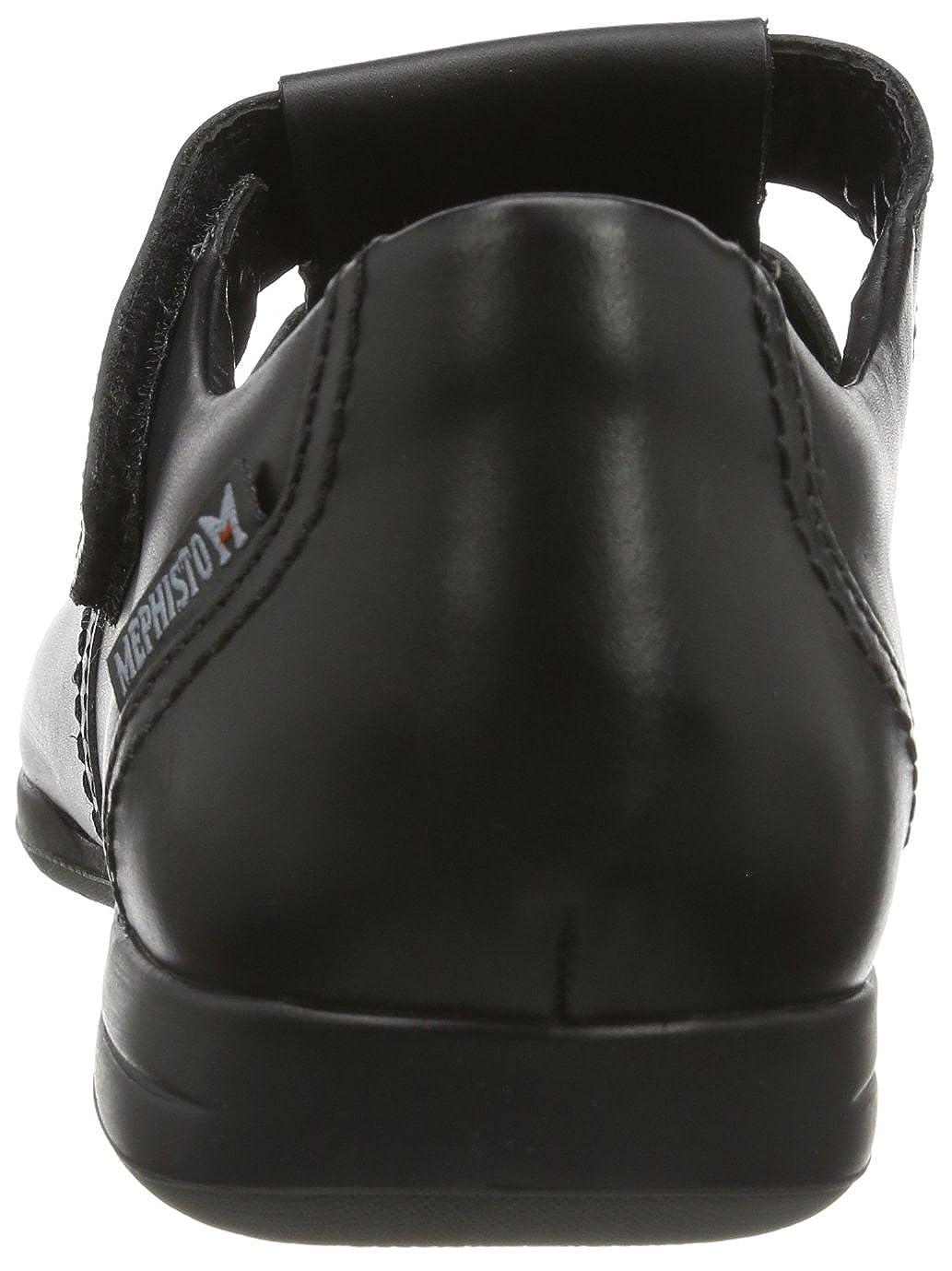 Mephisto Rafael Antica 8800 Black Chaussures Homme