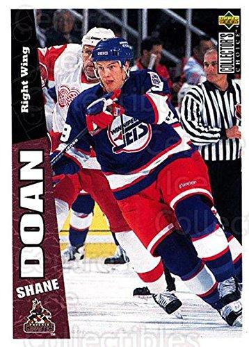 (CI) Shane Doan Hockey Card 1996-97 Collectors Choice (base) 205 Shane Doan