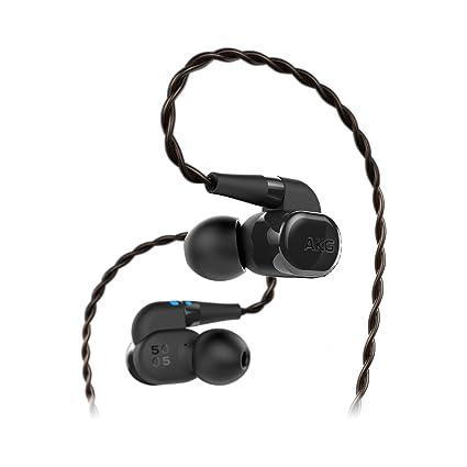 AKG N5005 - Auriculares in-Ear inalámbricos con micrófono y Mando a Distancia