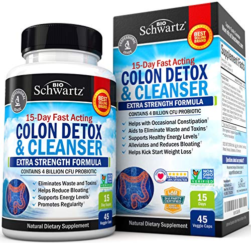 Colon Cleanser Detox for