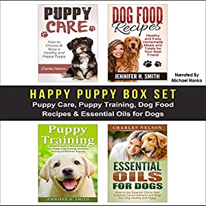 Happy Puppy Box Set Audiobook