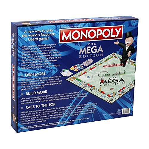 Winning Moves 2459 Mega, Multi Colour