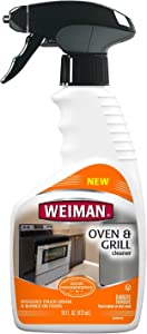 Weiman Oven & Grill Cleaner, 16 fl. oz.
