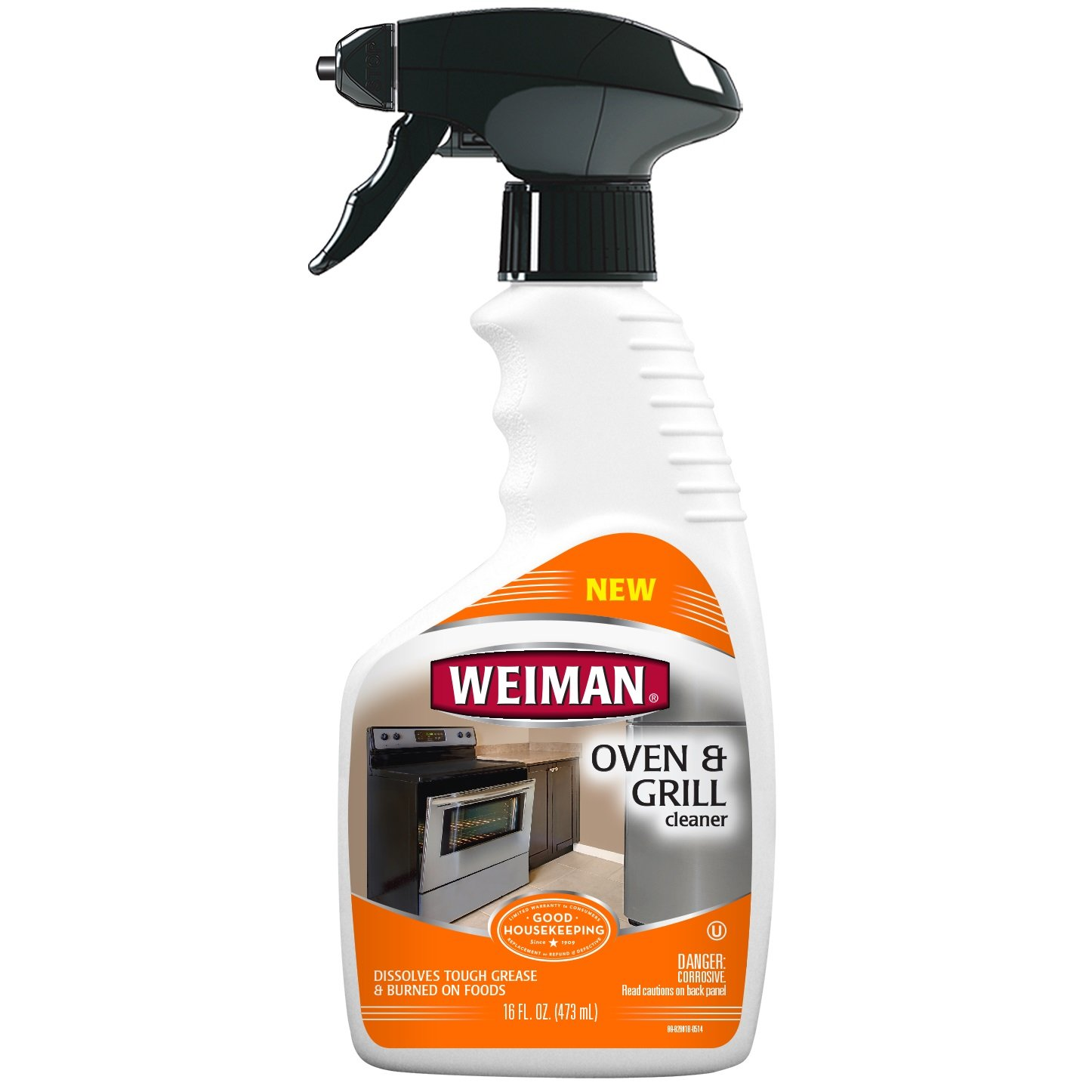 Weiman Oven & Grill Cleaner, 16 fl. oz. by Weiman