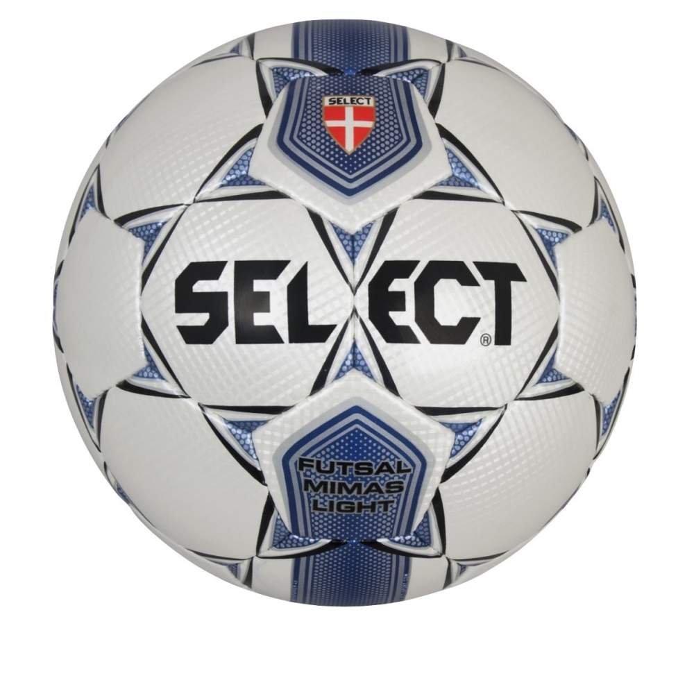 Select – Balón Fútbol Sala Mimas Select talla (globos) – 4, color ...