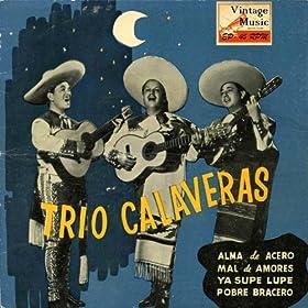 Trio Calaveras - Vintage